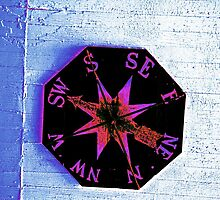 SXSW Compass Rose by Jeff Johannsen