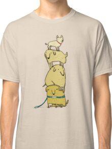 Puppy Totem Classic T-Shirt