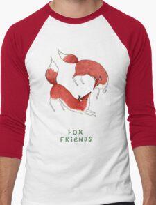 Fox Friends Men's Baseball ¾ T-Shirt