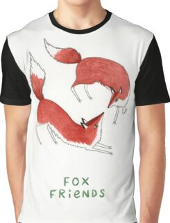 Fox Friends Graphic T-Shirt