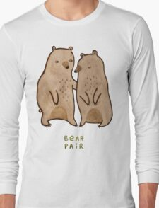 Bear Pair Long Sleeve T-Shirt