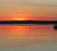 ~ Psalm 5:8 ~ by Donna Keevers Driver