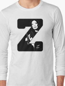 Z is for Zoe Long Sleeve T-Shirt