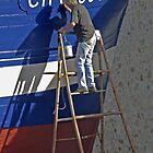 He paints boats by cclaude