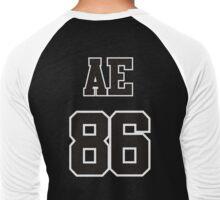 AE86 - Baseball Style Men's Baseball ¾ T-Shirt