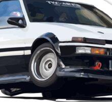 HACHI ROKU - AWESOME CAR Sticker