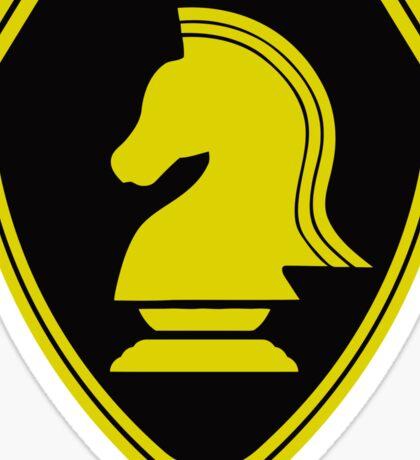Knight Industries Horse Sticker