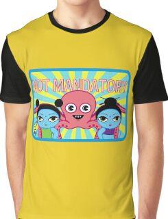 "Fruity Oaty Bar! ""NOT MANDATORY 2"" Shirt (Firefly/Serenity) Graphic T-Shirt"