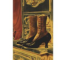 dress boots Photographic Print