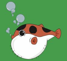 Puffer fish by Karlim