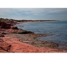 The Shore at Cavendish, PEI Photographic Print