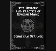Johnathan Strange & Mr Norrell Book Design Unisex T-Shirt