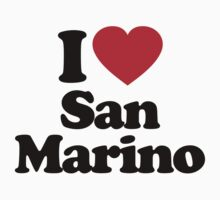 I Love San Marino by iheart