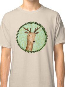 Deer Portrait Classic T-Shirt