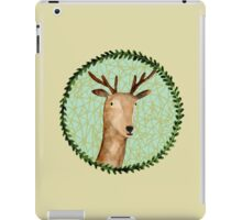 Deer Portrait iPad Case/Skin