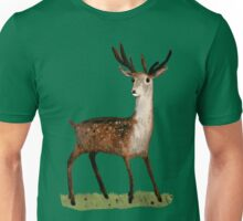 Deer in the Woods Unisex T-Shirt