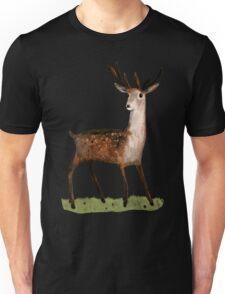 Deer in the Woods Unisex T-Shirt