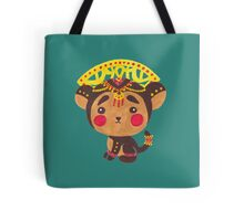 The Little Monkey King Tote Bag