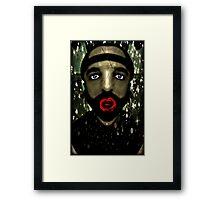 Lust for Kicks Framed Print