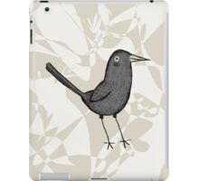 Blackbird iPad Case/Skin