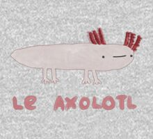 Le Axolotl One Piece - Long Sleeve