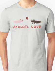 Axolotl Love T-Shirt