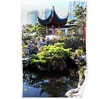 Chinese Pavillion Poster