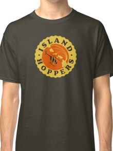 Island Hoppers /yellow Classic T-Shirt