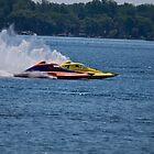 thunder race by Scott Ferguson