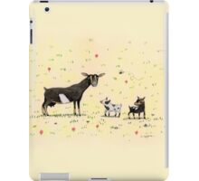 A Doe & Her Kids iPad Case/Skin