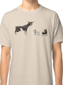 A Doe & Her Kids Classic T-Shirt