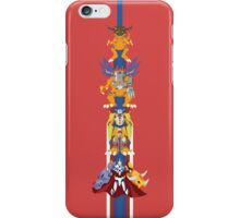 Grey Lineage iPhone Case/Skin
