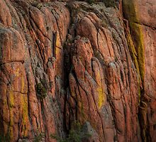 Granite Stretch by Bob Larson