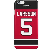 New Jersey Devils Adam Larsson Jersey Back Phone Case iPhone Case/Skin