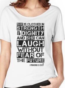 Proverbs 31 Woman Women's Relaxed Fit T-Shirt