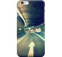 Night Driver iPhone Case/Skin
