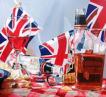Red, White and Booze by Paula Oakley