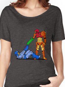 Reservoir Megatroid Women's Relaxed Fit T-Shirt