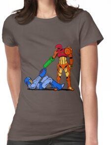 Reservoir Megatroid Womens Fitted T-Shirt