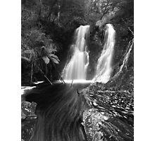 """Hogarth Falls"" ∞ Strahan, Tasmania - Australia Photographic Print"