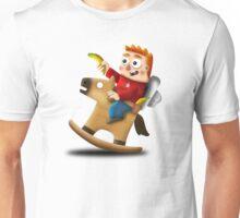 Child cowboy Unisex T-Shirt