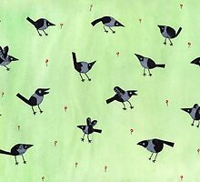 Magpies by Sophie Corrigan