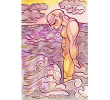 Hyperion, Ocean Photographic Print