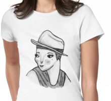 Patricia Womens Fitted T-Shirt