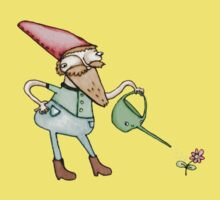 Sassy Garden Gnome Kids Clothes