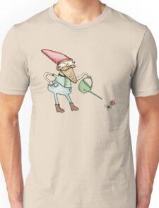 Sassy Garden Gnome Unisex T-Shirt