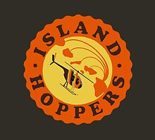 Island Hoppers /orange by tragbar