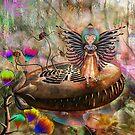 Rust Fairy by Cornelia Mladenova