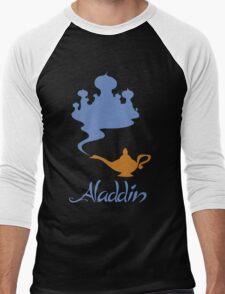 Aladdin Men's Baseball ¾ T-Shirt