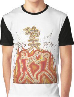Kung fu fury Graphic T-Shirt
